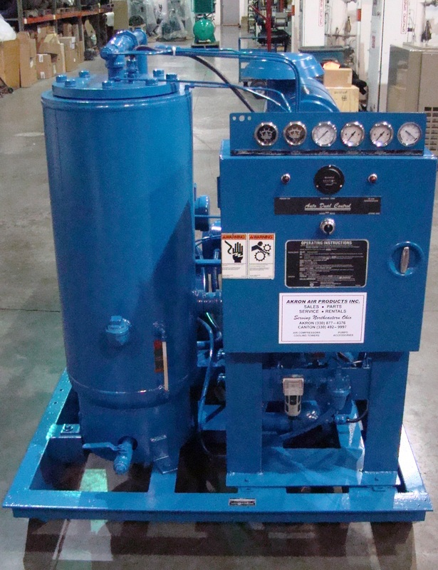 Quincy Compressor QSI 235A Akron Air Products