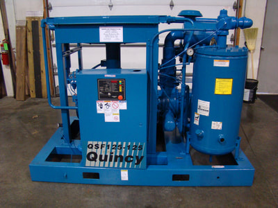 Quincy Compressor Qsf 125 Akron Air Products